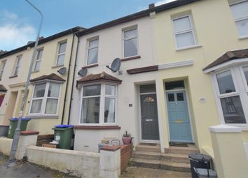 Thumbnail Terraced house for sale in Evelyn Avenue, Newhaven