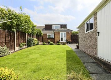 Thumbnail 3 bed semi-detached bungalow for sale in The Crescent, Blackburn