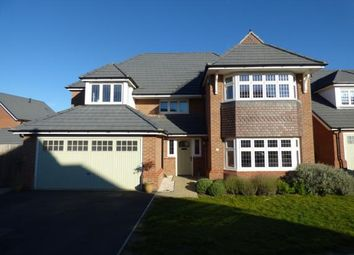 Thumbnail 4 bed detached house for sale in Silverwell Close, Moulton, Northampton, Northamptonshire