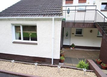 Thumbnail 2 bed flat for sale in Aberfoyle Road, Greenock, Inverclyde