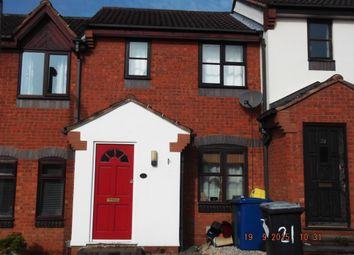 Thumbnail 1 bed terraced house to rent in Furness, Abbotsgate, Tamworth