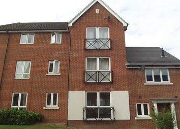 Thumbnail 2 bedroom flat to rent in Jovian Way, Ipswich