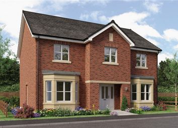"Thumbnail 5 bed detached house for sale in ""Chichester Det"" at Kingsfield Drive, Newtongrange, Dalkeith"