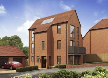 "Thumbnail 5 bed detached house for sale in ""Gainsborough"" at The Green, Upper Lodge Way, Coulsdon"