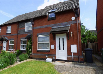 Thumbnail 2 bed end terrace house to rent in Chestnut Road, Abbeymead, Gloucester