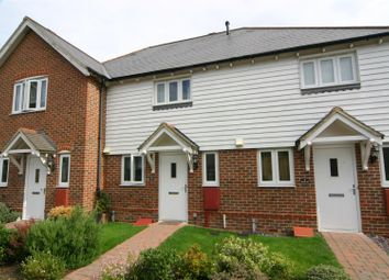 Thumbnail 2 bed terraced house to rent in Francis Lane, Kings Hill, West Malling