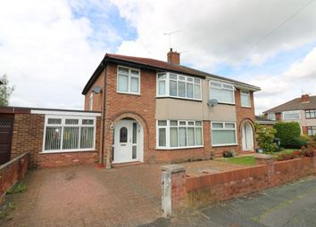 Thumbnail 3 bed semi-detached house for sale in Shepton Road, Great Sutton, Ellesmere Port