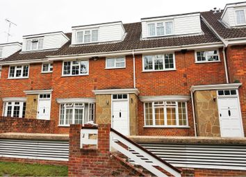 Thumbnail 2 bed flat for sale in Fairlawns, Watford