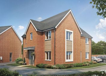 Thumbnail 4 bed detached house for sale in The Mildrith, Plot 118, Campden Road
