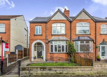 Thumbnail 3 bed semi-detached house for sale in Waterloo Road, Haslington, Crewe, Cheshire