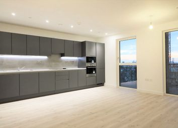 Thumbnail 3 bed flat to rent in Lyall House, 2 Shipbuiding Way, London