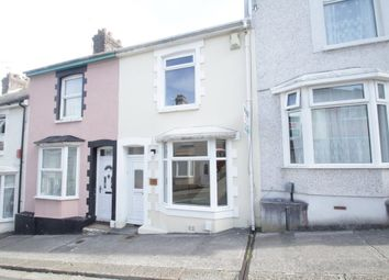 Thumbnail 2 bed terraced house for sale in Craigmore Avenue, Plymouth