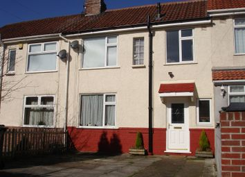 Thumbnail 3 bed terraced house to rent in Eleventh Avenue, Filton, Bristol
