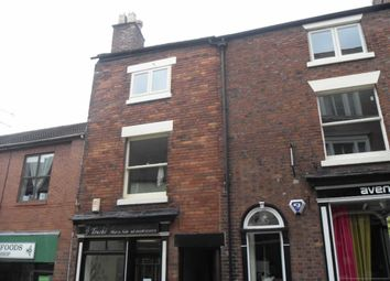Thumbnail 1 bedroom flat to rent in 12A Stanley Street, Leek, Leek