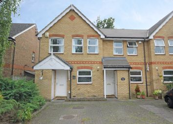 Thumbnail 3 bed semi-detached house for sale in Mallard Close, London