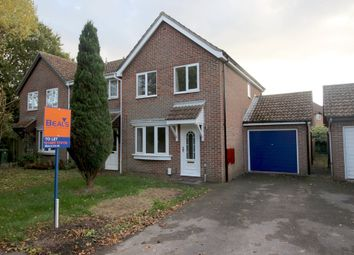 Thumbnail 3 bedroom end terrace house to rent in Pennycress, Locks Heath, Southampton