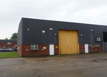 Thumbnail Light industrial to let in Unit 9 Hunslet Trading Estate, Severn Way, Hunslet, Leeds