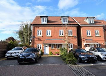 Thumbnail 3 bed end terrace house for sale in Blenheim Place, Camberley, Surrey