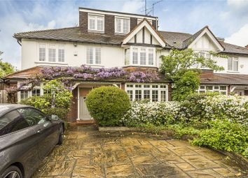 Thumbnail 5 bed semi-detached house for sale in Devonshire Gardens, London
