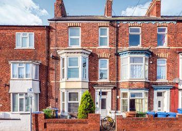 Thumbnail 4 bed terraced house for sale in New Burlington Road, Bridlington