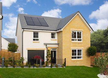 "Thumbnail 4 bed detached house for sale in ""Dalmally"" at Barochan Road, Houston, Johnstone"