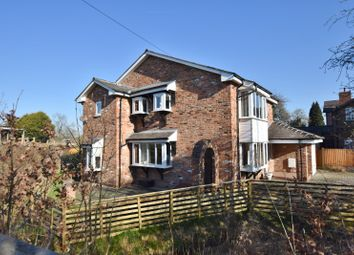 4 bed detached house for sale in Dobbinetts Lane, Manchester M23