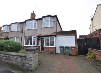 Thumbnail 3 bed semi-detached house for sale in Asbury Road, Wallasey