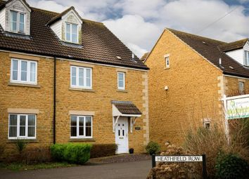 Thumbnail 4 bed semi-detached house for sale in Puddletown, Haselbury Plucknett, Crewkerne