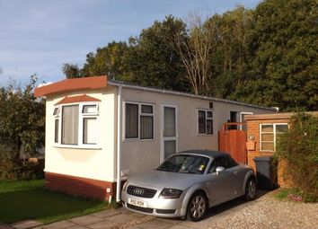Thumbnail 2 bedroom bungalow for sale in Gamston Mobile Home Park, Bassingfield Lane, Gamston, Nottinghamshire