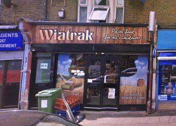 Thumbnail Retail premises for sale in Katherine Road, East Ham