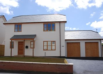 Thumbnail 4 bedroom detached house to rent in Tedburn St. Mary, Exeter