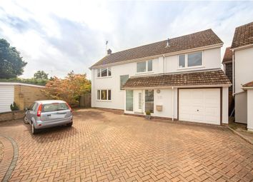 Thumbnail 4 bed detached house for sale in Lea Croft, Crowthorne, Berkshire