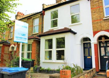 Thumbnail 4 bed terraced house to rent in Evesham Road, Bounds Green, London