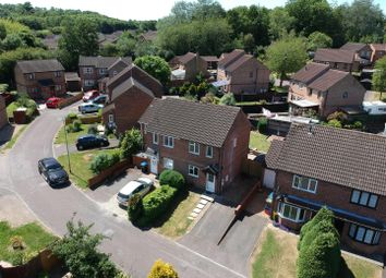 Thumbnail 2 bed semi-detached house for sale in St. Hughes Close, Daventry