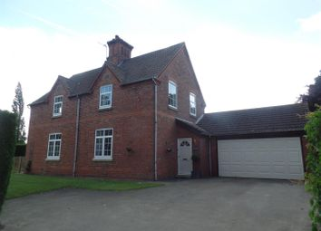 Thumbnail 4 bed detached house for sale in Snelland, Lincoln