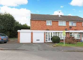 Thumbnail 4 bedroom semi-detached house for sale in Pemberton Road, Admaston, Telford