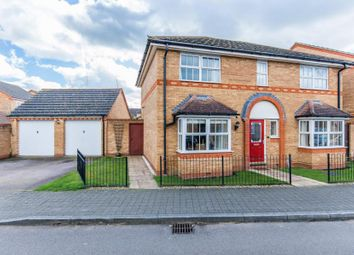 Thumbnail 4 bed detached house for sale in Woodlark Drive, Cottenham, Cambridge, Cambridgeshire