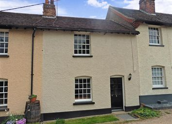 Thumbnail 2 bed terraced house for sale in Brickfield Cottages, High Road, Thornwood, Epping, Essex
