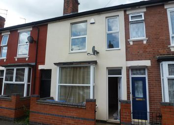 Thumbnail 2 bedroom terraced house to rent in Grosvenor Street, Derby