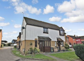 Thumbnail 1 bed terraced house to rent in Colyers Reach, Chelmsford