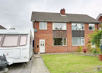 Thumbnail 3 bed semi-detached house for sale in Belvedere Avenue, Walton, Chesterfield, Derbyshire