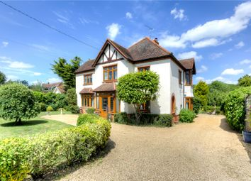 Thumbnail 5 bedroom detached house for sale in Witham Road, Wickham Bishops, Witham, Essex