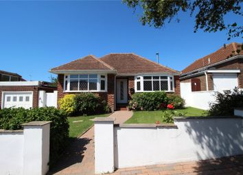 Thumbnail 2 bed bungalow for sale in Hayling Rise, Worthing, West Sussex