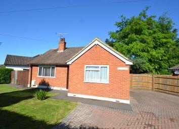Thumbnail 2 bedroom detached bungalow for sale in Cheyne Walk, Horley