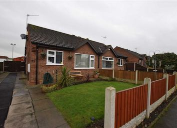 Thumbnail 2 bed bungalow for sale in Pingle Close, Gainsborough