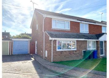 Thumbnail 2 bed end terrace house for sale in Lords Close, Bapchild Sittingbourne