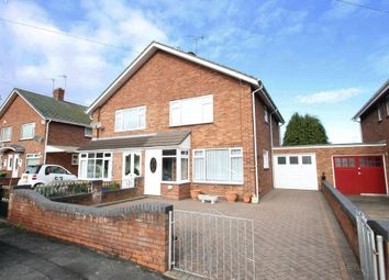 Thumbnail 3 bed semi-detached house for sale in Albert Road, Fazeley, Tamworth