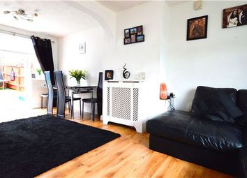 Thumbnail 3 bed terraced house for sale in Huntingdon Gardens, Worcester Park, Surrey