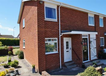 Thumbnail 2 bed flat for sale in Longdyke Drive, Off Cumwhinton Road, Carlisle, Cumbria