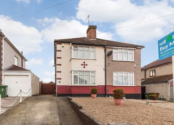 Thumbnail 2 bed semi-detached house for sale in Swaylands Road, Belvedere